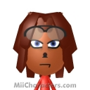 Knuckles the Echidna Mii Image by Nichoas