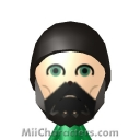 Reptile Mii Image by Nichoas