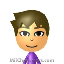 Beast Boy Mii Image by The Fan Girl