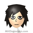 L / Ryuzaki Mii Image by The Fan Girl