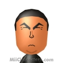 Steven Seagal Mii Image by Ali
