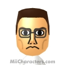 Hank Hill Mii Image by Majora999