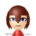 Knuckles the Echidna Mii Image by Relic
