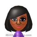 Michelle Obama Mii Image by Silas Mann