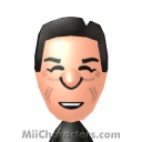 Ronald Reagan Mii Image by Gary Gnu
