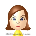 Bree Hodge Mii Image by jani1