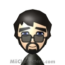 CaptainSparklez Mii Image by Shroomy