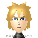 Cloud Strife Mii Image by shelboo