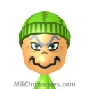 The Grinch Mii Image by CallFriend