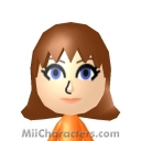 Princess Daisy Mii Image by ShadowLink86
