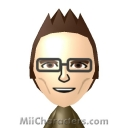 The 10th Doctor Mii Image by ShadowLink86