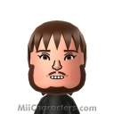 Samwell Tarly Mii Image by Andy Anonymous