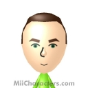 Sheldon Cooper Mii Image by cleonm