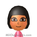 Dora the Explorer Mii Image by Rawgee