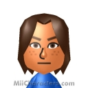 Connor Kenway Mii Image by empressu