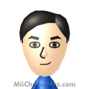 Jimmy Fallon Mii Image by SuperLeboy