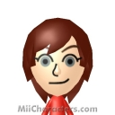Ruby Rose Mii Image by Rocket Raccoon