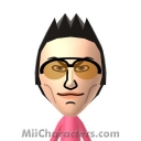 Travis Touchdown Mii Image by BenJ09
