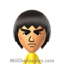 Bruce Lee Mii Image by BenJ09