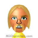 Hulk Hogan Mii Image by BJ Sturgeon