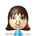 Kate Micucci Mii Image by BJ Sturgeon