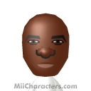 Michael Clarke Duncan Mii Image by BJ Sturgeon