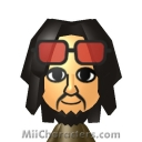 Captain Jack Sparrow Mii Image by Tomorrow