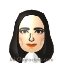 Salma Hayek Mii Image by BJ Sturgeon