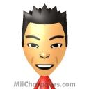 Jeremy Lin Mii Image by ROFLcopterxdxd