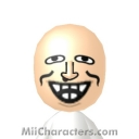 The Troll Face Mii Image by SoopaKoopa