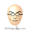 Dr. Fred Edison Mii Image by BJ Sturgeon