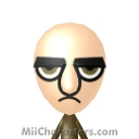 Squidward Mii Image by WeegeeDude