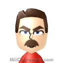 Ron Swanson Mii Image by XwingTech88