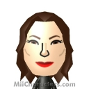 Jennifer Tilly Mii Image by BJ Sturgeon