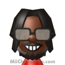 T-Pain Mii Image by Vicky