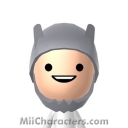 Finn the Human Mii Image by Abe Senpai