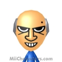 Mr. Burns Mii Image by Jazzy K