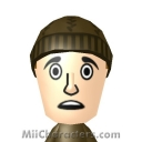 Cliff Hanger Mii Image by Retrotator