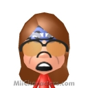 Axl Rose Mii Image by Evvs