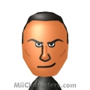 "Dwayne ""The Rock"" Johnson Mii Image by albert"