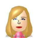 Roisin Murphy Mii Image by BJ Sturgeon