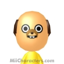 Jake the Dog Mii Image by Josevibaeza
