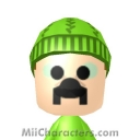 Creeper Mii Image by Graybuck