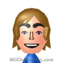 Zac Efron Mii Image by Messy