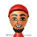 Billy Hamilton Mii Image by NinjaNomad196