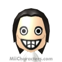 Jeff the Killer Mii Image by JetFox89