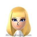 Princess Zelda Mii Image by technickal