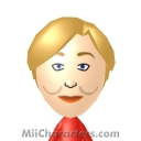Hillary Clinton Mii Image by heather