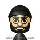 Matt McMuscles Mii Image by fredan