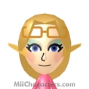 Princess Zelda Mii Image by Register